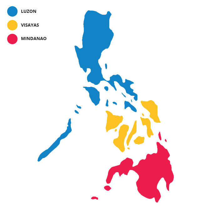 Islands of the Philippines